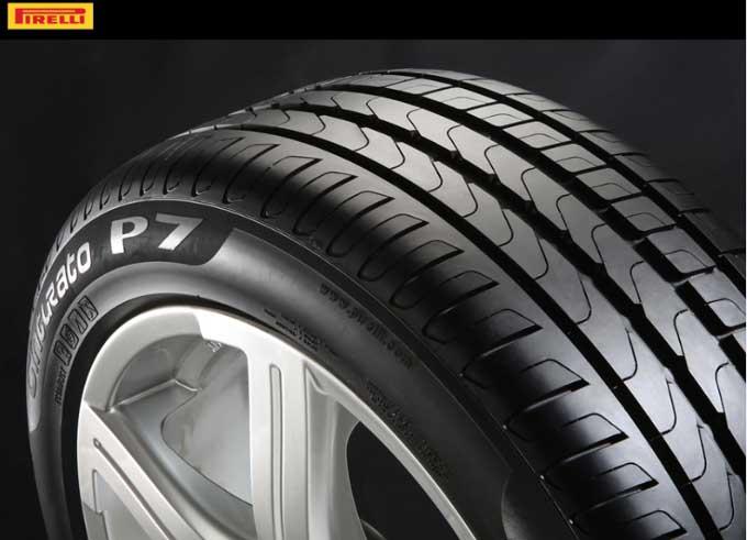 Offerta Pneumatici pirelli p7
