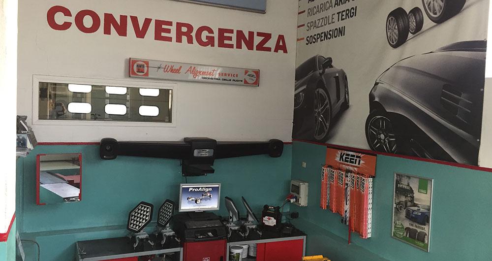 Equilibratura Convergenza Bergamo