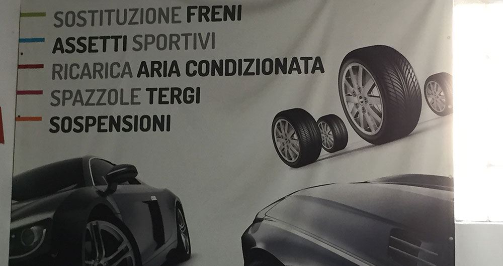 Autofficina prima meccanica